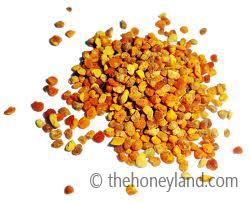 polline d api biologico per la perdita di peso