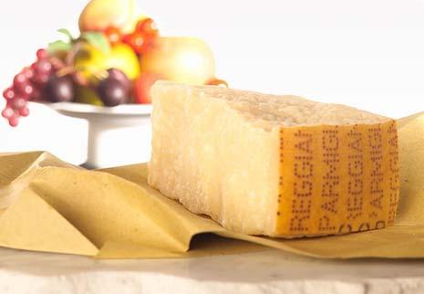 Miglior Parmigiano Reggiano: proprietà e benefici