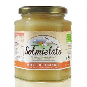 Tipi di miele: Arancio di Sicilia