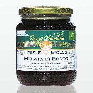 Tipi di miele: Miele di melata di bosco
