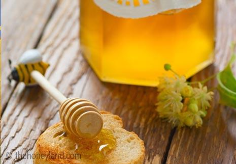 Miele di tiglio proprietà