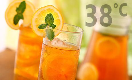 Tè freddo fatto in casa: 6 ricette per bevande dissetanti salutari